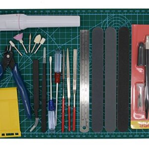 Gundam Modeler Builder & # 39; s Tools Craft Set Kit 16 PCS para Prof ...