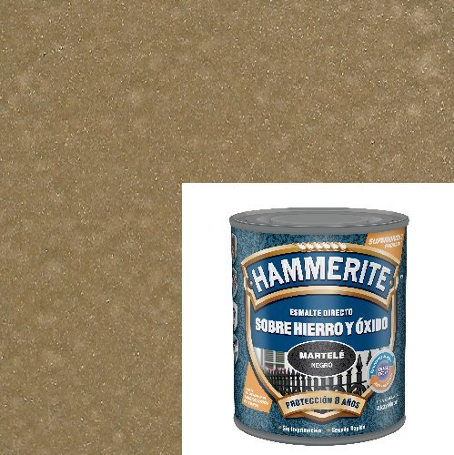 HAMMERITA - Martele Esmalte Cobre Hammerita 750 Ml