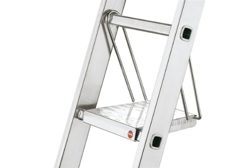 Hailo 9950-001 - Plataforma de trabajo antideslizante de aluminio ...