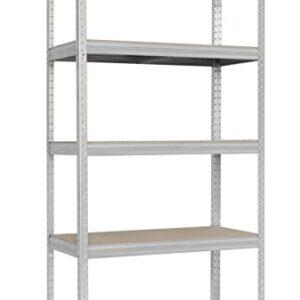 Hans 13501035 Schourup - Librería con 5 estantes de madera ...