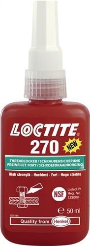Henkel - Pinzas de rosca Loctite 270/10, alta resistencia ...