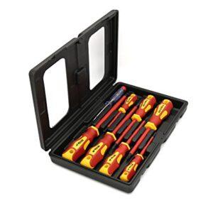 Hilka 34489008 - Destornilladores Electricistas (8 Piezas ...