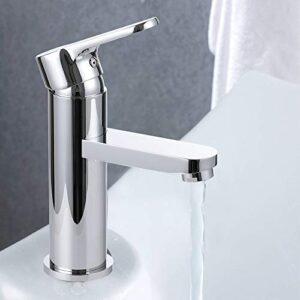 Hirosa - Mezclador de lavabo, grifo para lavabo, ...