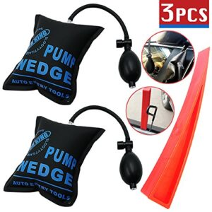 HuLuBB 2pcs cuña de aire con una cuña roja Alineación de la ...