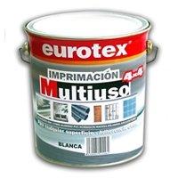 Imprimación multiusos al agua antes de pintar Eurotex - 750 ...