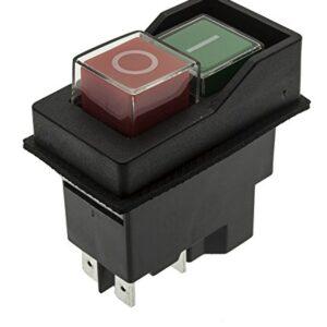 Interruptor de encendido y apagado para Belle Minimix 140 y Minimix 15 ...