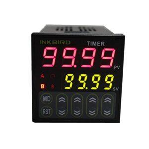 Interruptor de retardo de temporizador digital Inkbird IDT-E2RH ...