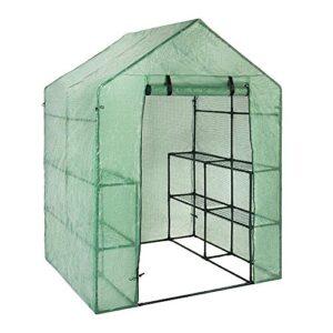 Invernadero (No contiene marco de hierro) , Cubierta vegetal ...