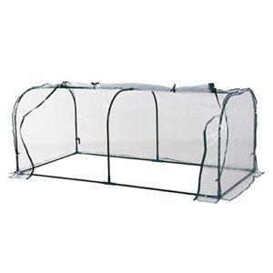 Invernadero transparente exterior para jardín o terraza - Ac ...
