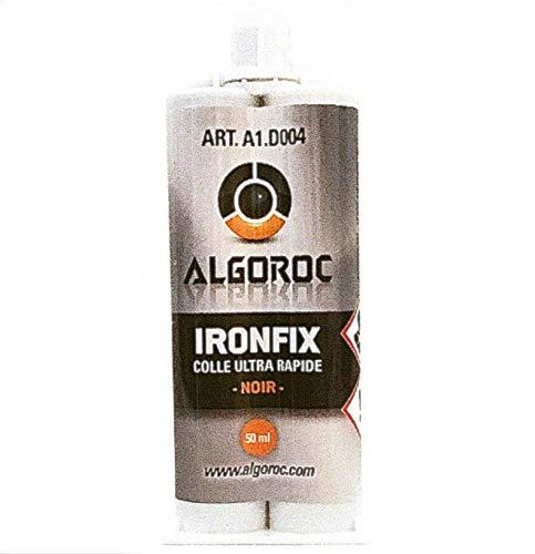 Ironfix - Pegamento de reparación de plástico bicomponente 90 s ...
