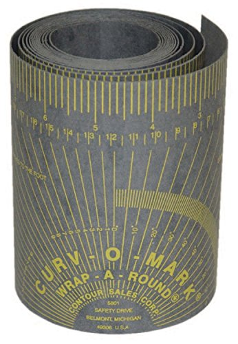 Jackson Safety Curved-Mark Wrap-a-round - 177 g / Gris / Extra grande ...