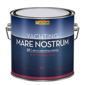 Jotun antifouling MARE NOSTRUM SP BLACK 2.5 L.