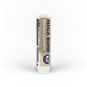 K2 Mega Bond, masilla de acero, dos componentes, ideal para res ...