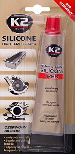 K2 silicona de alta temperatura, masilla, dichtsi LIKON, ...
