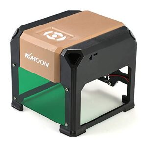 KKmoon Type K5 Automatic New Brand 3000mW Máquina de grabado ...