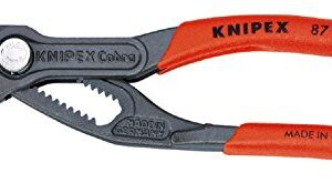KNIPEX 87 01 125 Alicates Cobra para bombas de agua