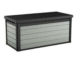 Keter Denali 150 - Cofre Denali Outdoor, 570 litros, gris, ...