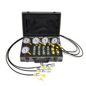 Kit de acoplamiento de probador de presión hidráulica XZT 60P para ...