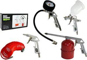 Kit de aire comprimido Mac Power 66110