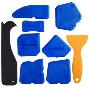 Kit de calafateo Kuuqa de 9 piezas para herramientas de sellado ...