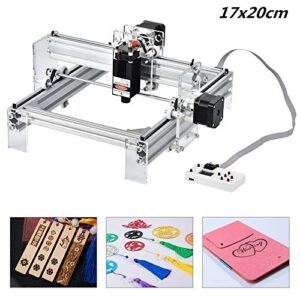 Kit de máquina de grabado láser HUKOER DIY 20 x ...