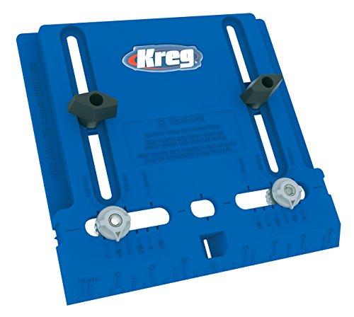 Kreg Tool Company Plantilla de hardware para gabinete KHI-PULL de Kreg Tool