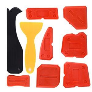 Kuuqa 9 piezas herramientas de acabado de sellador de silicona ...