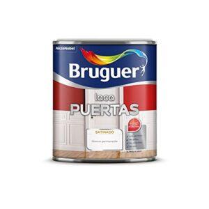 Laca para puertas Bruguer 750 ml. (Blanco permanente)