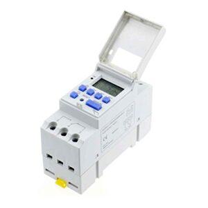 Laileya Temporizador programable multifunción 220V Inter ...