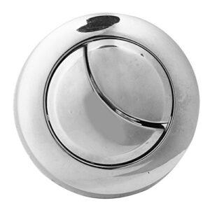 Lecimo 2 * WC Botón Doble descarga de ahorro de agua Cr ...