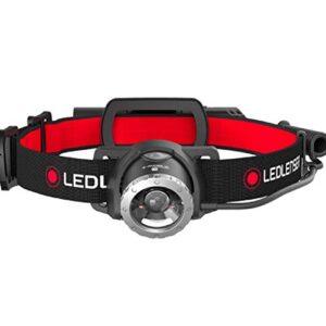 Led Lenser H8R - Linterna (linterna con diadema, N ...