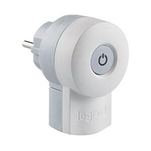 Legrand, 050409 Enchufes y enchufes - Adaptador de enchufe con ...