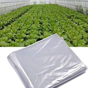 Lemby Garden Grow Polytunnel Cover, láminas de plástico de ...