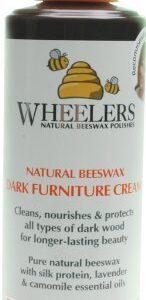 Limpiador de muebles oscuro a base de cera de abejas, Wheele ...