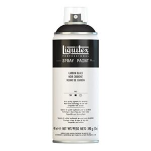 Liquitex Professional - Spray acrílico, 400ml, negro de humo ...