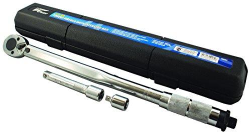 Llave de torque pro user wr302 con barra de extensión ...