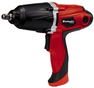 Llave eléctrica Einhell CC-IW 450 Aluminio, Negro, Rojo 450 W 2 ...