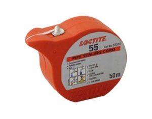 Loctite K97870 Henkel 55 - Sellador de tubos, multicolor, ...