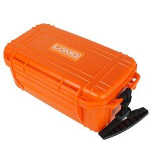 Lomo Drybox 20 Tamaño Maxi - Naranja. Vela Caja Seca