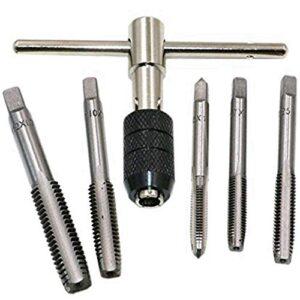 Lote de 6 clés en T réglables M6 / M7 / M8 / M10 / M12 Filetage Outil ...