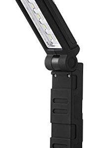 Luz de trabajo LED plegable Lámpara súper brillante 260 lúmenes Inspeccion ...