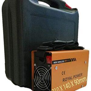Máquina de soldadura de soldador de arco portátil Inversor IGBT ...
