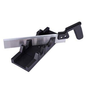 Máquina ingletadora manual Navaris para cortar en ángulo - Acero inoxidable ...