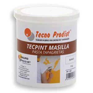 MASCARA TECPINT by Tecno Prodist - 1 Kg (BLANCO) Pasta Tapag ...