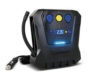 MICHELIN 9519 Compresor de aire portátil programable, 12 V
