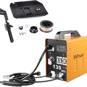 MVPOWER MIG Welder 130 230V Aparato de máquina de soldadura ...