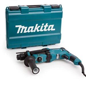 Makita HR2630 - Martillo rotativo combinado (26 mm, 230-240 ...