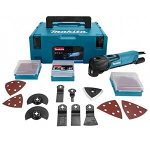 Makita TM3010CX3J Multiherramienta 320W + 58 Accesorios + ...