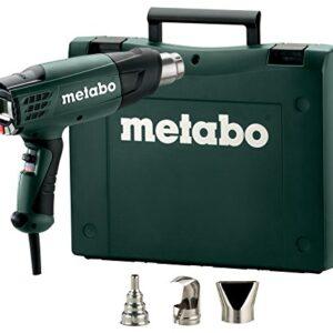 Maletín Metabo HE 23-650 - Pistola de aire caliente de 2300 W