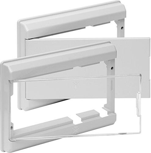 Marco y puerta SOLERA 5204B para caja de distribución